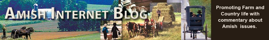 Amish Internet Blog